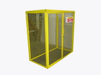 Gas Bottle Storage Cage - 75kg